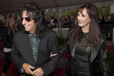 Alice Cooper, Rock & Roll Hall of Fame, Induction Ceremony